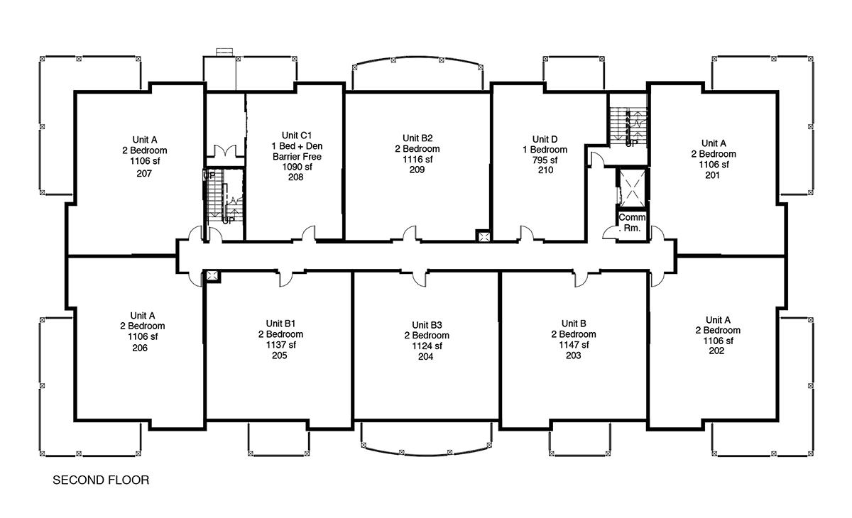 Second Floor - rental apartments in New Minas, Nova Scotia